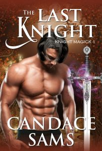 Candace Sams' The Last Knight