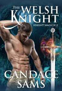 Candace Sams' The Welsh Knight