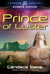 candace sams' prince of luster