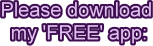 candace sams free app