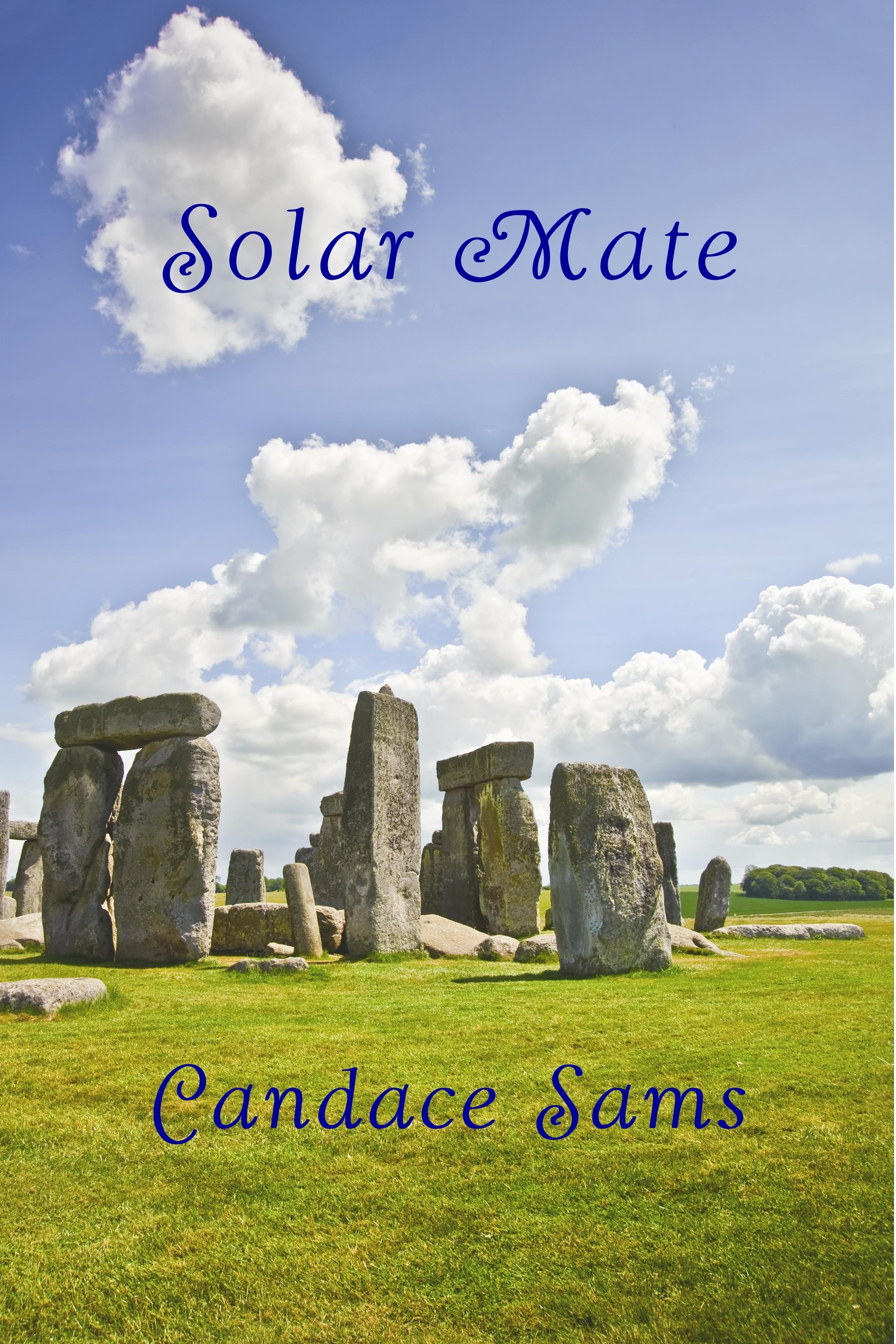 candace sams' solar mate